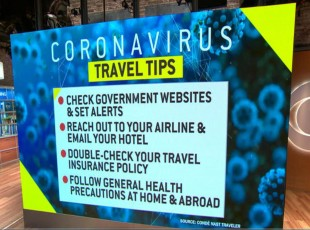 Updates on Schedule due to Corona Virus