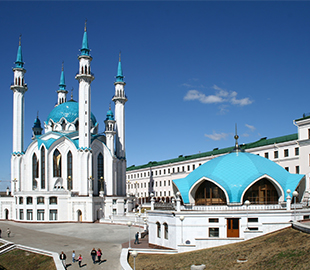 Georgian Airways is pleased to announce the resumption of flights to Kazan!
